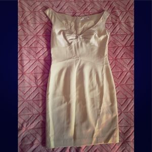 Tahari Buttercup Tea  Dress Size 6